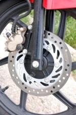 Honda CBH125 hamulce przod