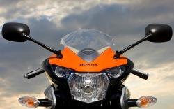 Przod Honda CBR125 2011