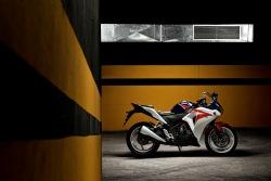 w Garazu Honda CBR250R 2011