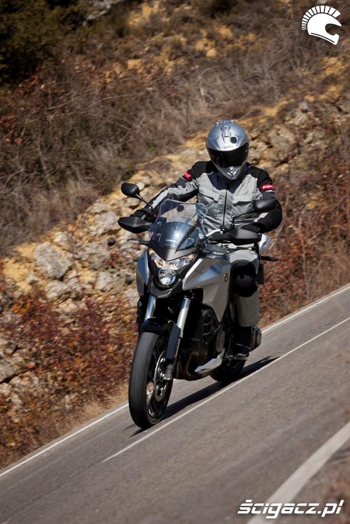 Honda CrossToure YM12 gdzies daleko