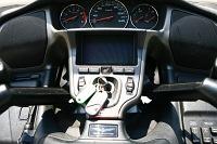 Honda Gold Wing GL1800 deska rozdzielcza