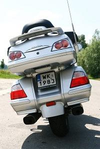 Honda Gold Wing GL1800 kufer