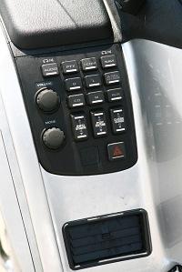 Honda Gold Wing GL1800 przelaczniki owiewkka