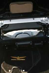 Honda Gold Wing GL1800 schowek