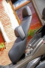Honda SWT600 podnoszona kanapa