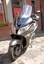 Honda SWT600 przod