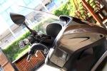 Honda SWT600 sekcja przednia