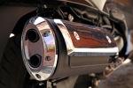 Honda SWT600 wydech