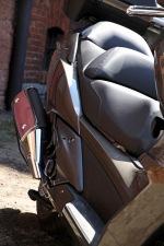 Honda SWT600 z boku