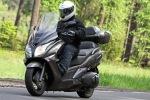 dynamiczne przod Honda SWT600