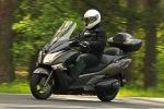 dynamika Honda SWT600