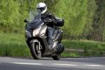 przod jazda lampy Honda SWT600