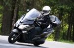 zakret Honda SWT600