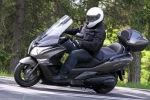 zakret dynamiczne Honda SWT600