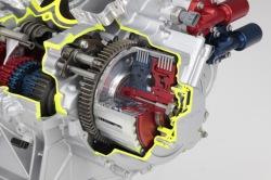 2010 honda vfr1200 dual clutch transmission gearbox
