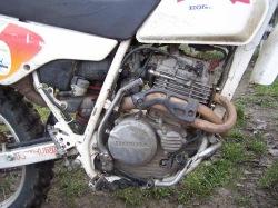 Honda XLR silnik