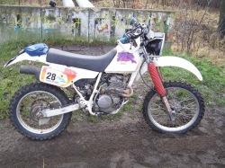 XLR 250 bok