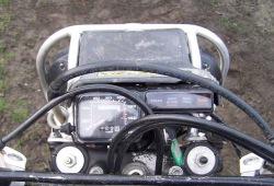 XLR 250 zegary