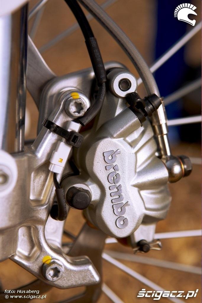 husaberg 2009 hamulce brembo
