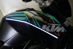 diody led ktm 125 duke
