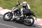 KTM Duke 125 zakret scigacz pl