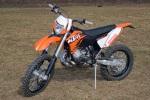 ktm exc 200 2010