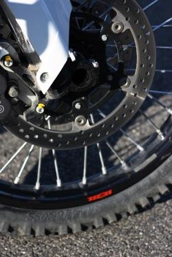 KTM LC8 Adventure R kolo