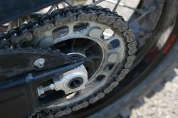 KTM LC8 Adventure R lancuch napedowy