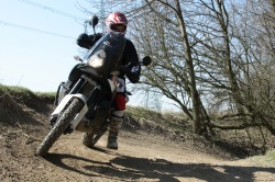 KTM LC8 Adventure R tor enduro