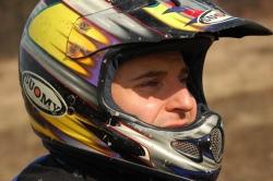 Marcin Grochowski testuje KTM XC525