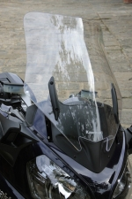 Kawasaki 1400 GTR 2010 szyba gora