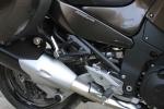 Kawasaki 1400 GTR 2010 tlumik