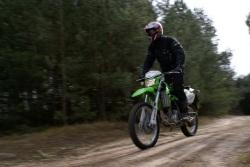 KLX 250 2009 las