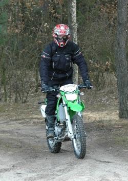 KLX 250 las