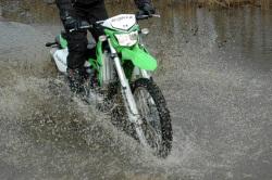 Przejazd przez wode