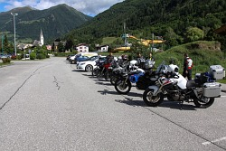 parking austria alpenmasters 2012