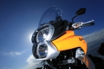 Kawasaki Versys lampa przednia