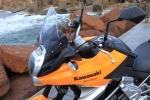 Kawasaki Versys przednia owieka