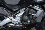 Kawasaki Versys silnik