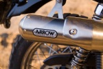 arrow Triumph Scrambler 2011