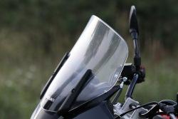 szyba Suzuki DL650 test