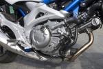 prawa strona silnika gladius suzuki test 2009 b mg 0173