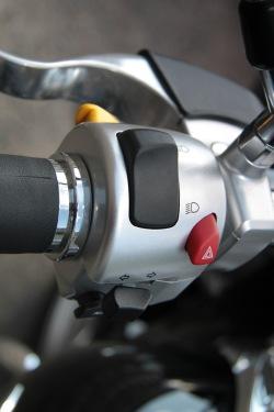 Suzuki Intruder M800 Summer Excurtion przelacznik swiatel