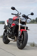 przod Triumph SpeedTriple