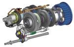 Triumph Thunderbird skrzynia biegow