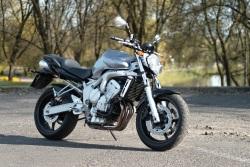 Yamaha FZ6 01