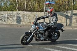 Yamaha FZ6 03