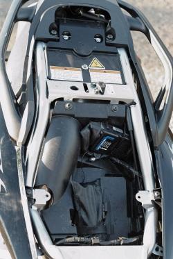 Yamaha FZ6 08