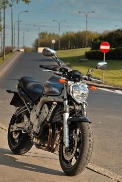 Yamaha FZ6 14