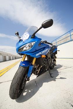 motocykl yamaha fz8 fazer 2010 test motocykla 11
